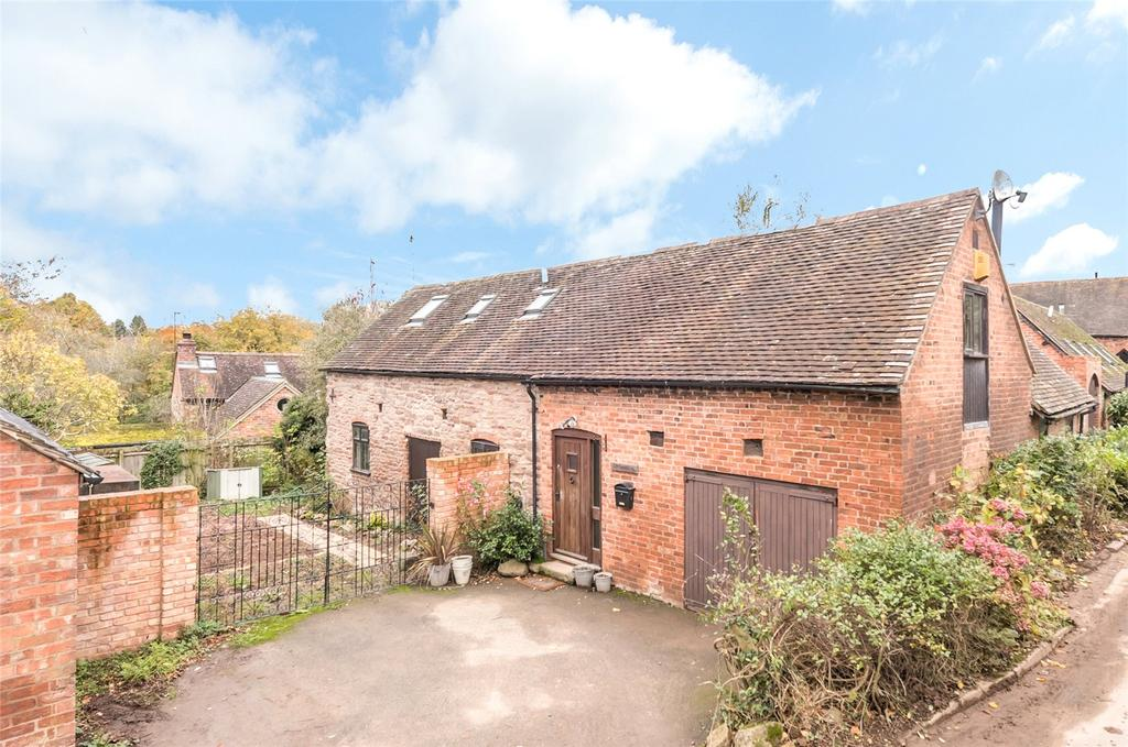4 Bedrooms Barn Conversion Character Property for sale in Morville, Bridgnorth, Shropshire