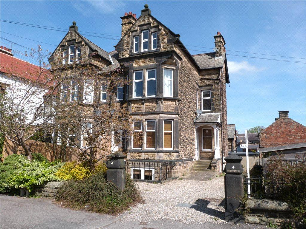 1 Bedroom Unique Property for sale in Flat 1, 4 West Cliffe Grove, Harrogate, North Yorkshire