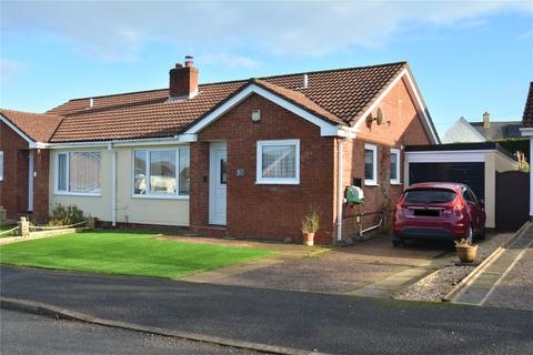 3 bedroom semi-detached bungalow for sale - Greenslade Road, Witheridge, Tiverton, Devon, EX16