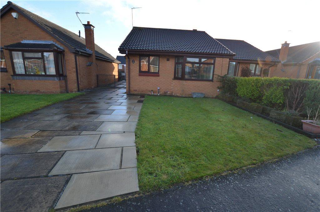 2 Bedrooms Semi Detached Bungalow for sale in Birchfields Rise, Leeds, West Yorkshire