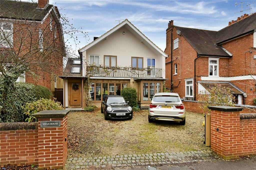 6 Bedrooms Detached House for rent in St. Marks Road, Henley-on-Thames, Oxfordshire, RG9