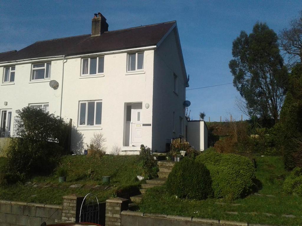 3 Bedrooms End Of Terrace House for rent in 30 Penllwyn Estate, Capel Bangor, Aberyswyth