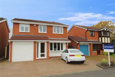 4 bedroom detached house for sale - Oldberrow Close, Monkspath, Solihull, West Midlands