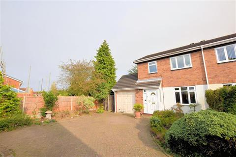 3 bedroom semi-detached house for sale - Deanbrook Close, Shirley, Solihull, West Midlands