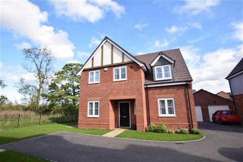 4 bedroom detached house for sale - Noble way, Shirley, Solihull, West Midlands