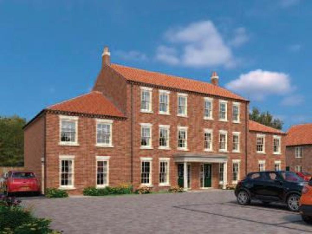 4 Bedrooms Town House for sale in London Road, Retford