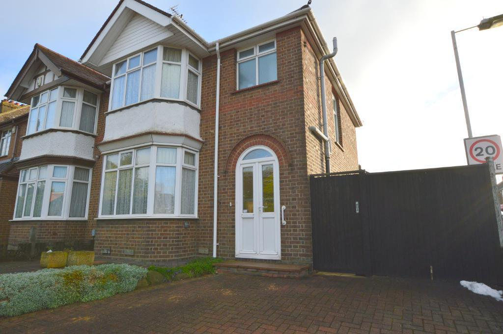 3 Bedrooms Semi Detached House for sale in Crawley Green Road, St Annes, Luton, Beds, LU2 0QT