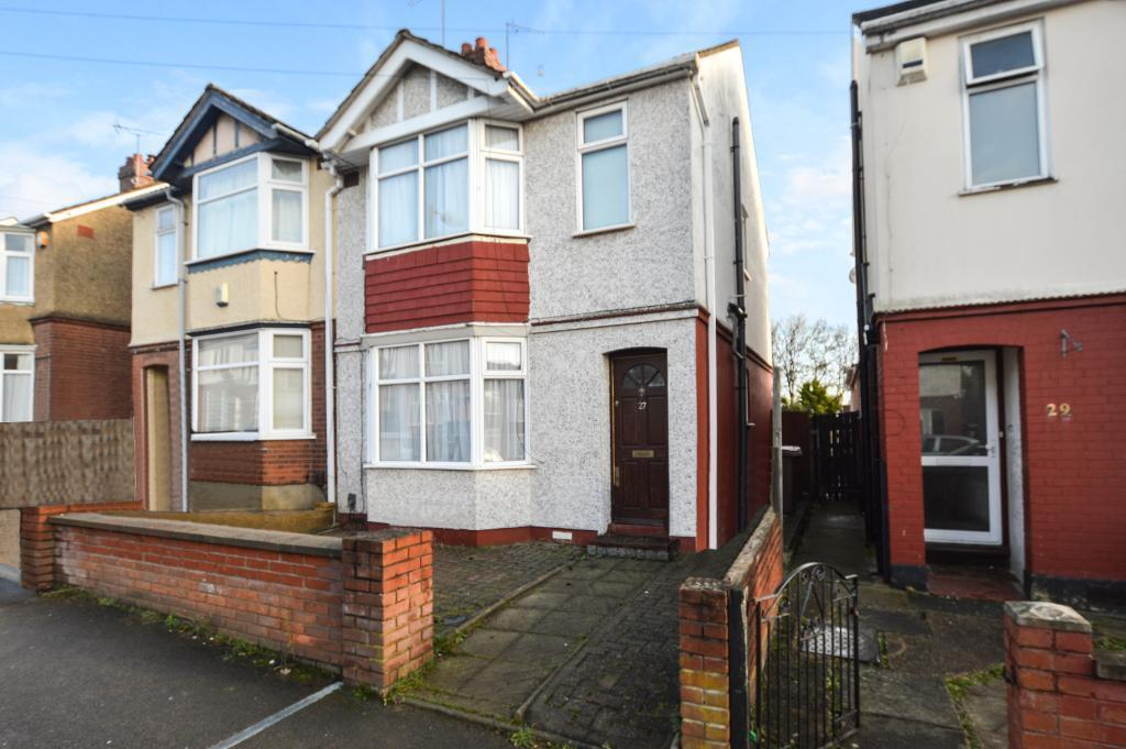 2 Bedrooms Semi Detached House for sale in Beverley Road, Luton, Bedfordshire, LU4 8EU