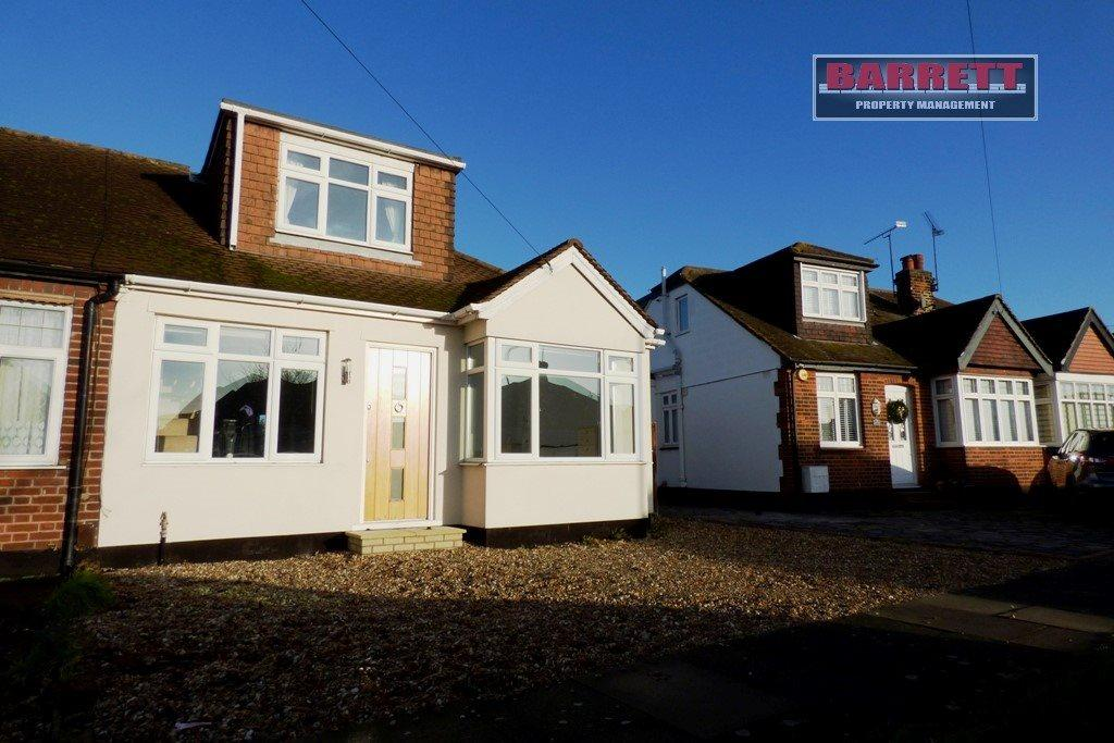 3 Bedrooms Semi Detached House for rent in North Crescent, Southend-on-sea, Essex