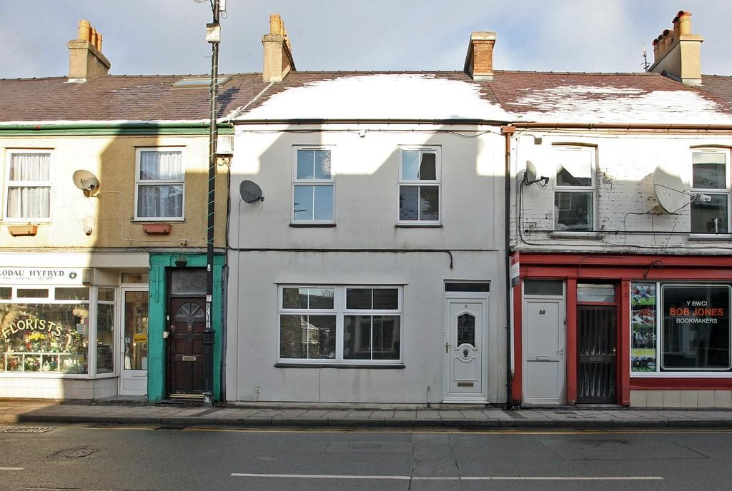 5 Bedrooms Terraced House for sale in Victoria Place, Bethesda, North Wales