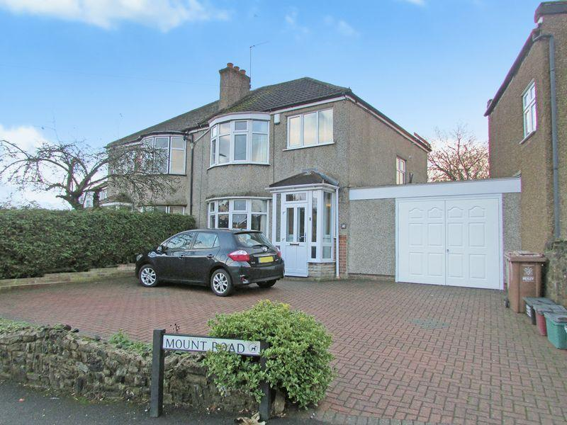 3 Bedrooms Semi Detached House for sale in Upton Road, Bexleyheath