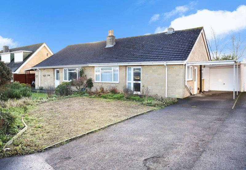 2 Bedrooms Semi Detached Bungalow for sale in Silver Street Lane, Trowbridge