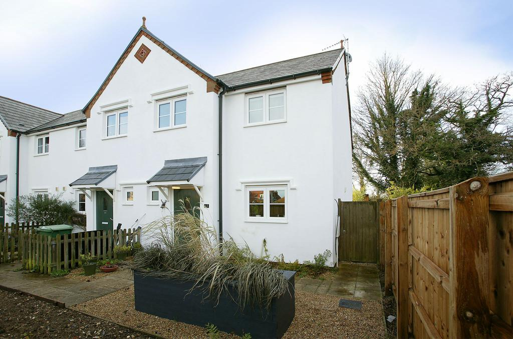 3 Bedrooms End Of Terrace House for sale in Old School Green, Mattishall