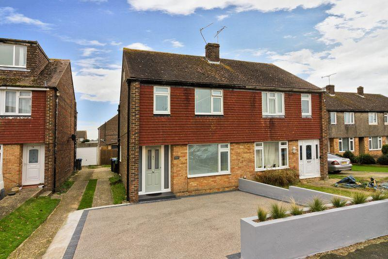 3 Bedrooms Semi Detached House for sale in Roedean Road, Worthing