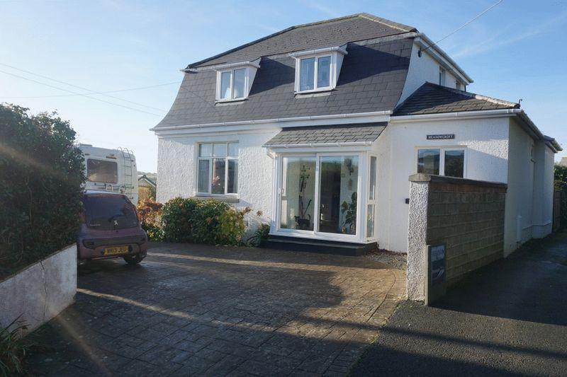 4 Bedrooms Detached House for sale in Bagbury Road, Bude