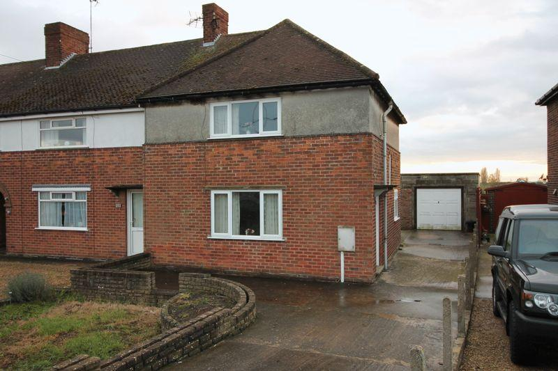 3 Bedrooms End Of Terrace House for sale in Bourne Road, Pode Hole
