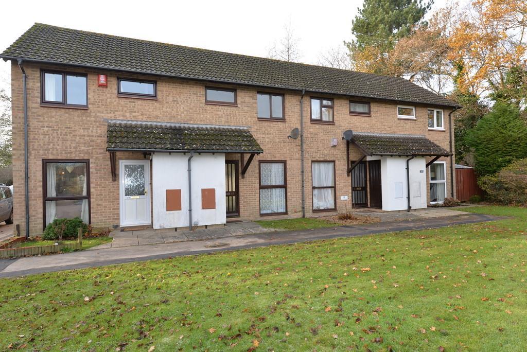 2 Bedrooms Terraced House for sale in Ashlet Gardens, New Milton