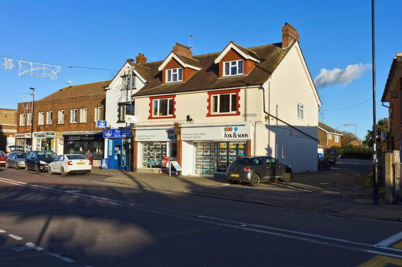 1 Bedroom Flat for sale in North Road, Lancing