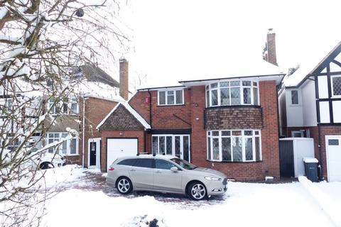 3 bedroom detached house for sale - Monmouth Drive, Sutton Coldfield