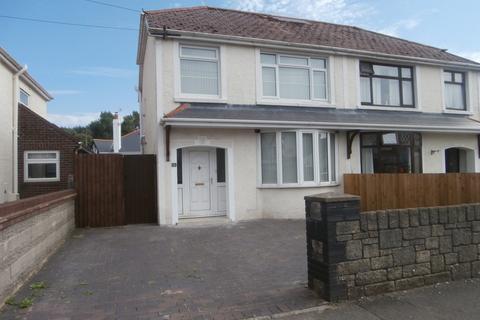 3 bedroom semi-detached house to rent - Neville Road, Bridgend, CF31 3HB