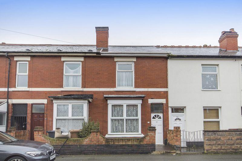 3 Bedrooms Terraced House for sale in VINCENT STREET, DERBY