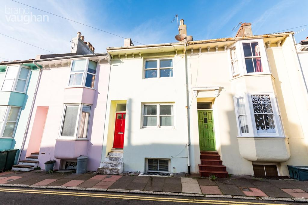 3 Bedrooms Terraced House for sale in Holland Street, Brighton, BN2