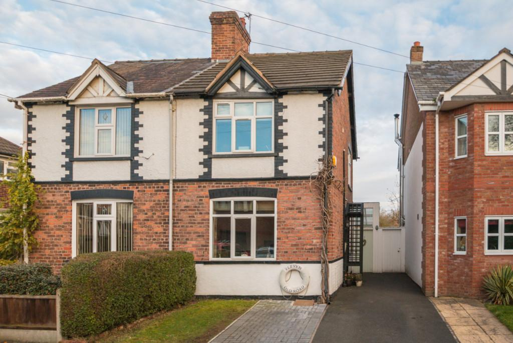 2 Bedrooms Semi Detached House for sale in Old Road, Anderton