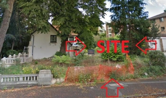 Land Commercial for sale in Branksome Wood Road , Bournemouth