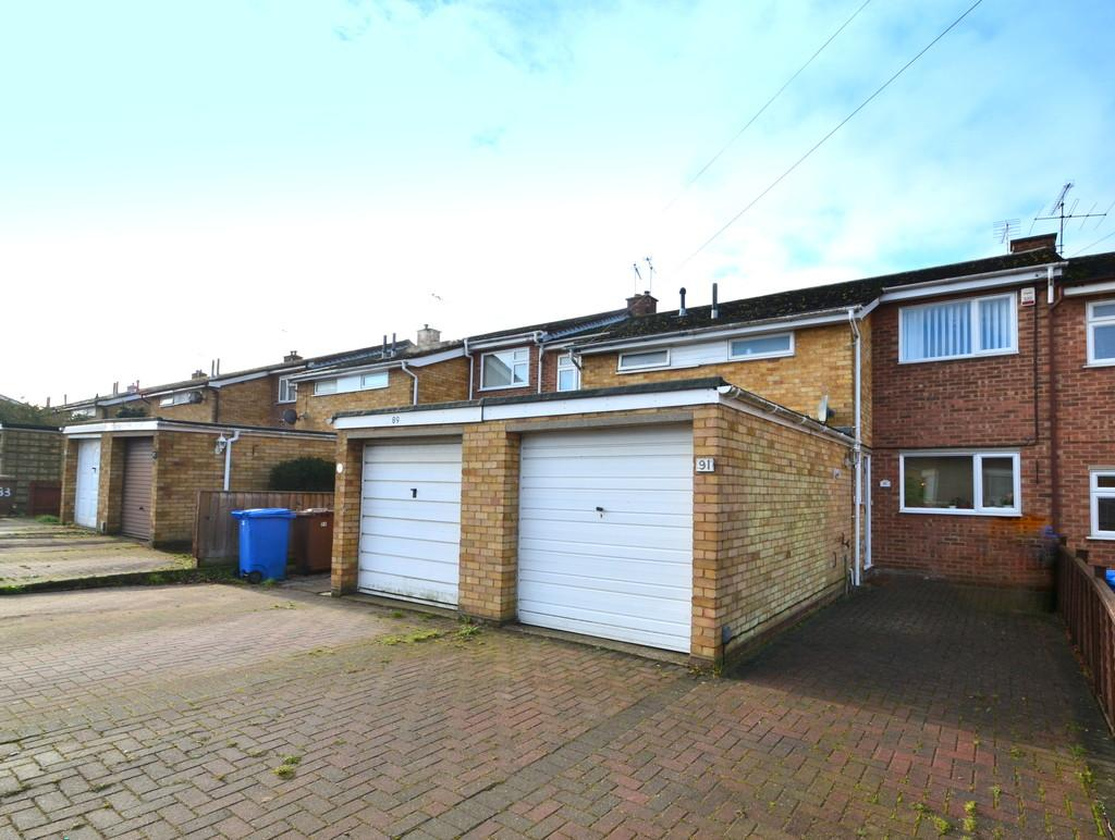 3 Bedrooms Terraced House for sale in Palmcroft Road, Ipswich, IP1 6QX
