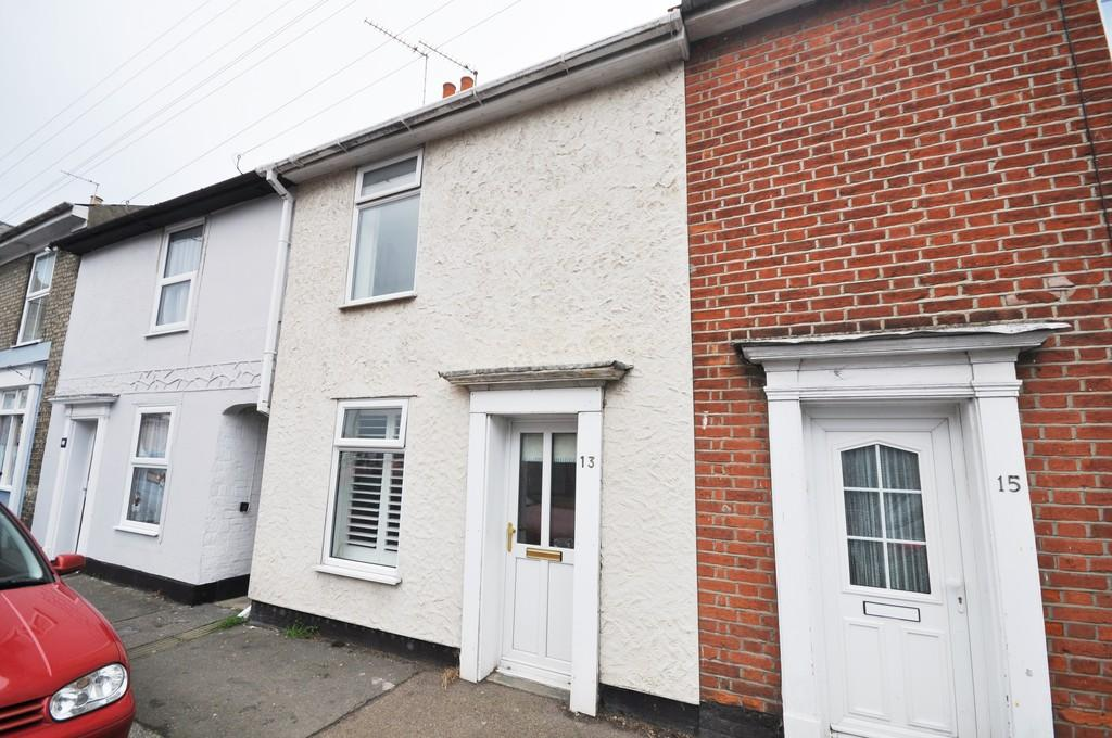 2 Bedrooms Terraced House for sale in New Street, Brightlingsea CO7 0BZ