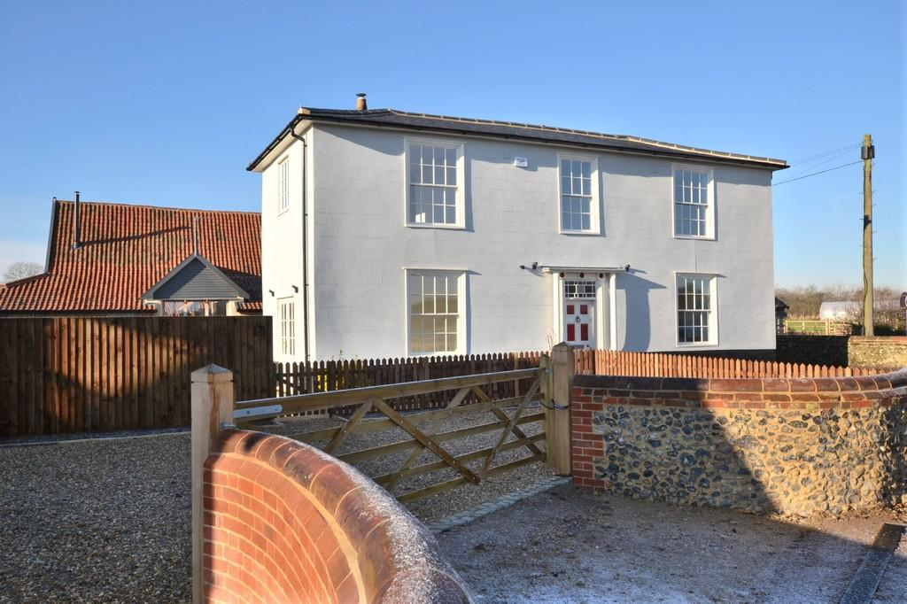 3 Bedrooms Semi Detached House for sale in Shelfanger, Norfolk