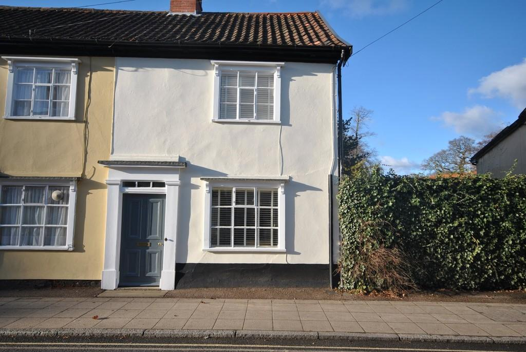 3 Bedrooms Semi Detached House for sale in Diss, Norfolk
