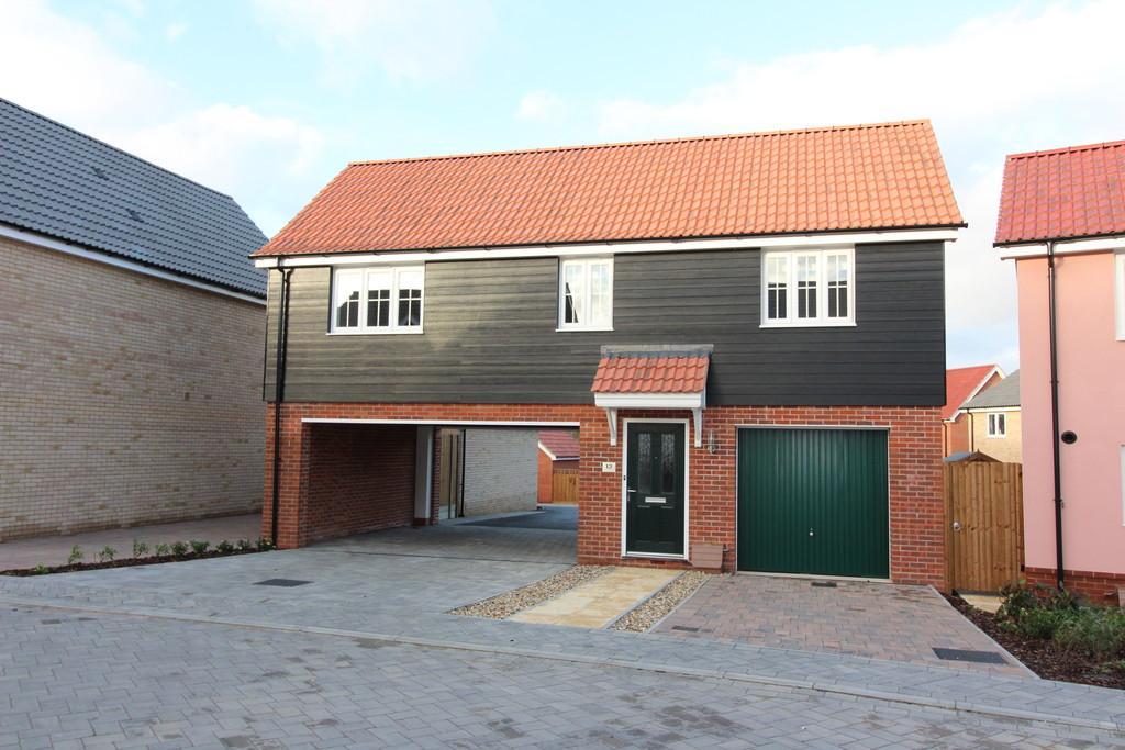2 Bedrooms Apartment Flat for rent in Casey Jones Close, Bury St. Edmunds