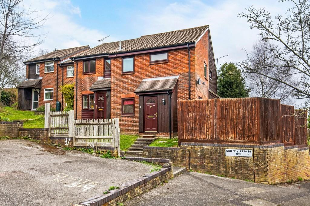 1 Bedroom End Of Terrace House for sale in Lowden Close, Badger Farm, Winchester, SO22