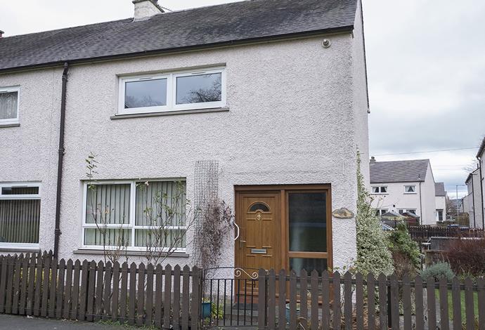 2 Bedrooms Terraced House for sale in 34 Linglie Road, Selkirk, TD7 5BB