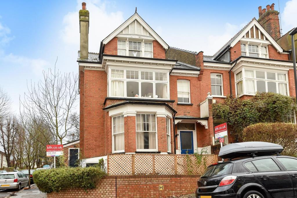 1 Bedroom Flat for sale in Woodland Gardens, Muswell Hill