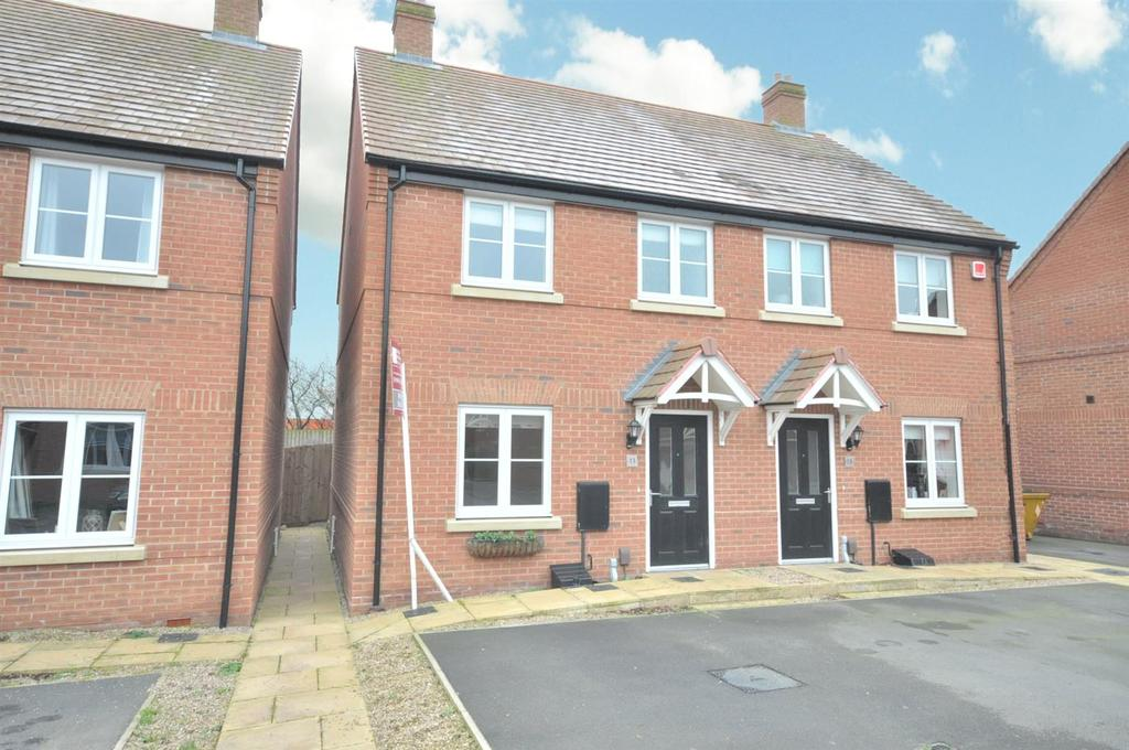 3 Bedrooms Semi Detached House for sale in Southfield Grove, Bingham, Nottingham