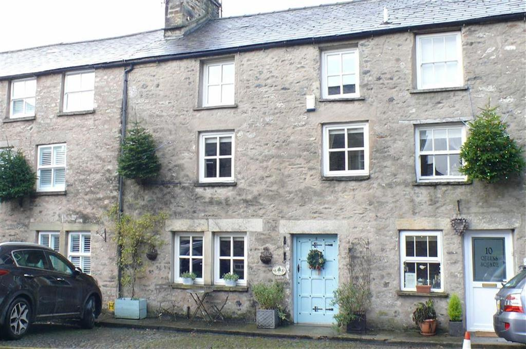 3 Bedrooms Cottage House for sale in Queen Square, Kirkby Lonsdale, Lancs