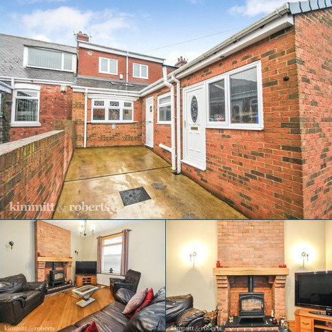 3 bedroom terraced house for sale - Summerson Street, Hetton le Hole, Houghton le Spring, DH5