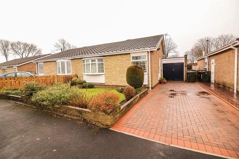 2 bedroom semi-detached bungalow for sale - Sandford Mews, Brunswick Green, Newcastle Upon Tyne
