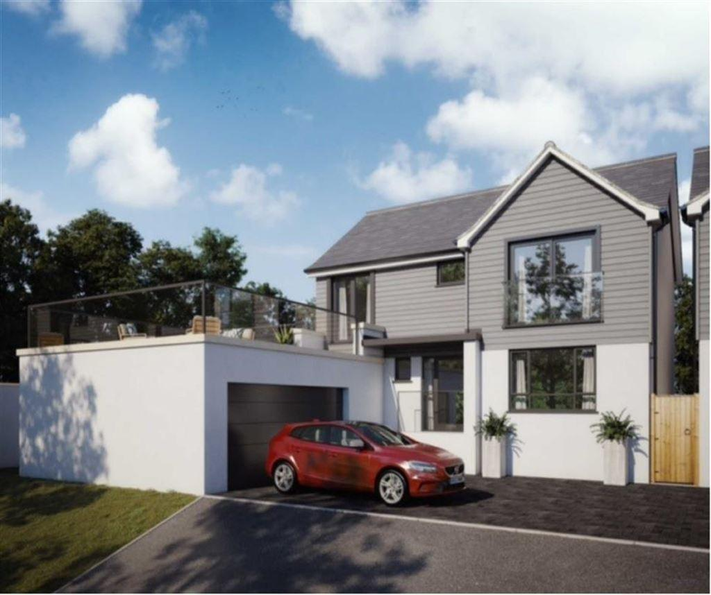 4 Bedrooms Detached House for sale in Mountain Road, Caerphilly