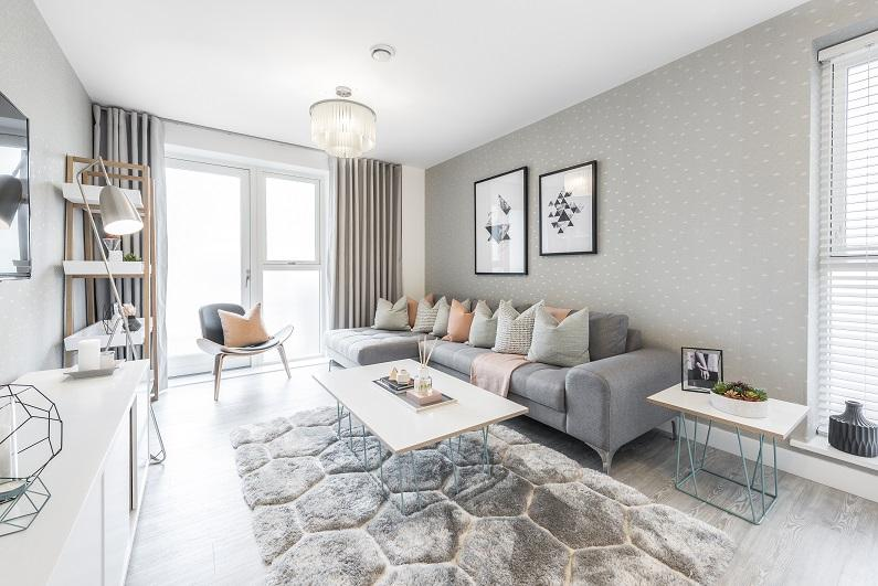 2 Bedrooms Flat for sale in VIDA London, Trinity Way, East Acton