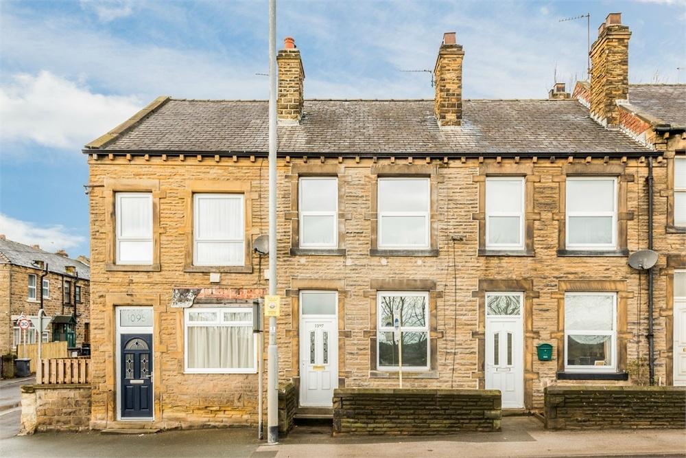 3 Bedrooms Terraced House for sale in Dewsbury Road, DEWSBURY, West Yorkshire