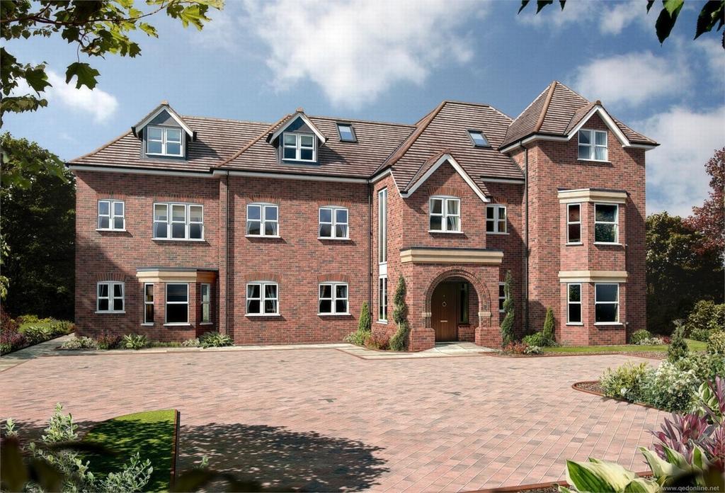 2 Bedrooms Flat for sale in Camberley, Surrey