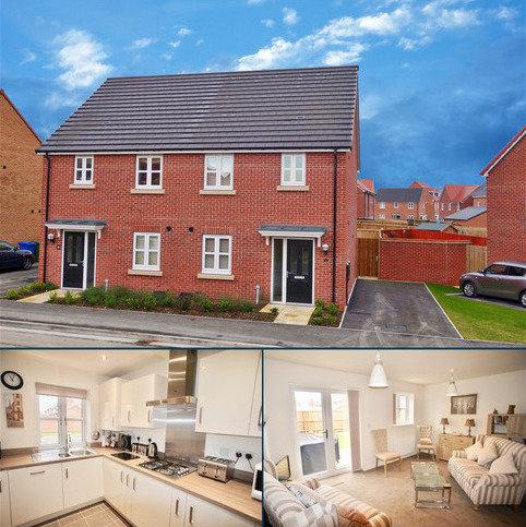3 bedroom semi-detached house for sale - Amos Drive, Pocklington