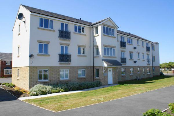 2 Bedrooms Apartment Flat for sale in Rotha Court, South Shore, Blyth