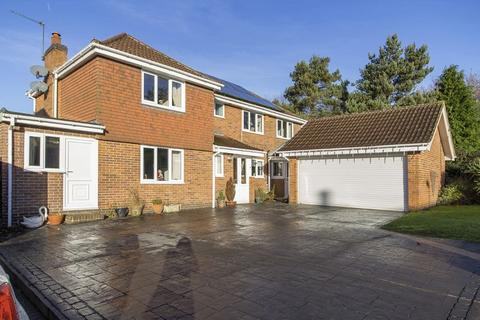 4 bedroom detached house for sale - HERMITAGE COURT, OAKWOOD