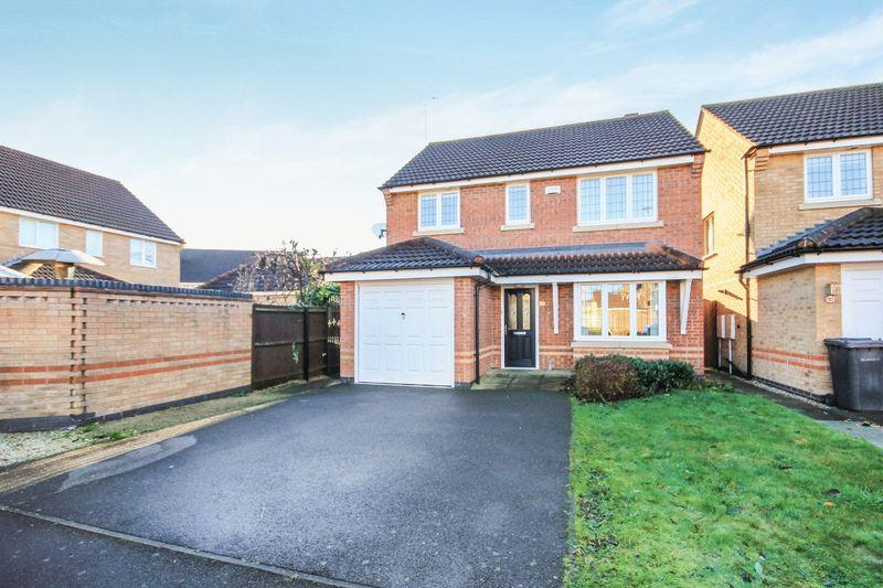 3 Bedrooms Detached House for sale in THISTLE GROVE, CHELLASTON