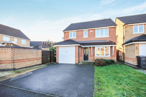 3 bedroom detached house for sale - THISTLE GROVE, CHELLASTON