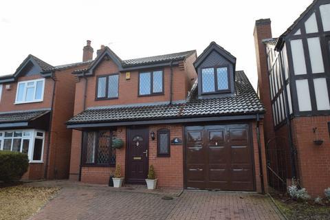 4 bedroom detached house for sale - Sandy Croft, Newport